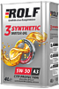 ROLF 3-SYNTHETIC 5W-30 ACEA A3/B4