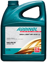 Addinol Giga Light MV 0530 LL 5W-30