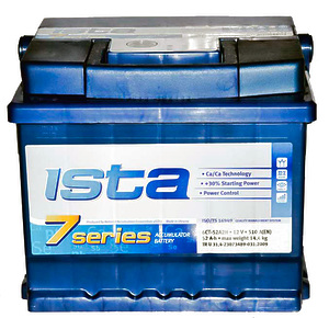 Ista 7 series 52Ah h=175mm R+