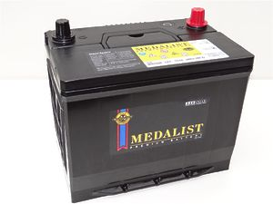 Medalist MF 105D26R 85Ah L+