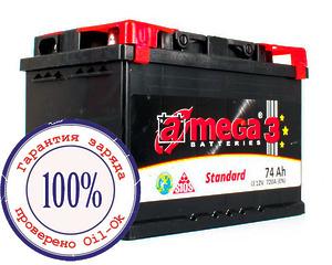 A-Mega Standard 74 R+