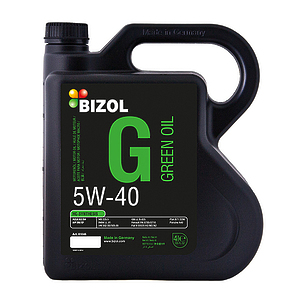 Bizol Green Oil 5W-40