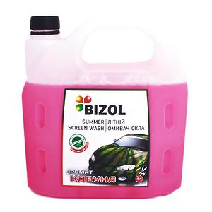 Bizol summer screen wash watermelon