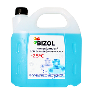 Bizol winter screen wash -25°С