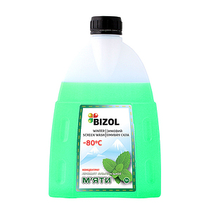 Bizol winter screen wash -80°С
