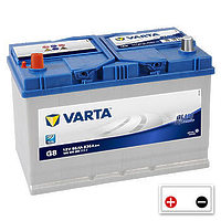Varta Blue Dynamic 95Ah (G8) L+