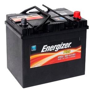 Energizer Plus Asia 60Ah R+