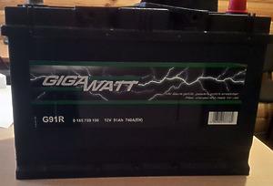 GigaWatt 91 Ah R+