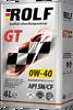 ROLF GT SAE 0W-40 API SN/CF