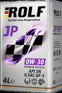 ROLF JP SAE 0W-30 ILSAC GF-5/API SN