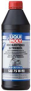 Liqui Moly Hochleistungs-Getriebeoil SAE 75W-90 GL 4+