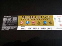 Medalist 69032 190Ah
