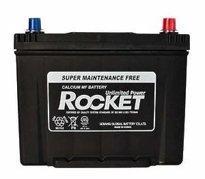 Rocket SMF 85D26L 80Ah R+