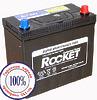 Rocket SMF NX100-S6S 45Ah L+