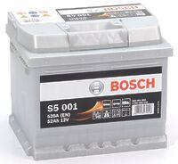 Bosch 52Ah R+