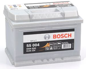 Bosch S5 61Ah h=175mm R+