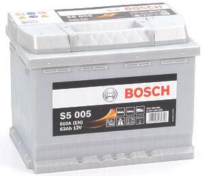 Bosch S5 005 63Ah R+