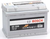Bosch S5 008 77Ah R+