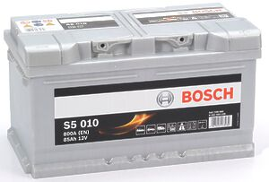 Bosch S5 85Ah h=175mm R+