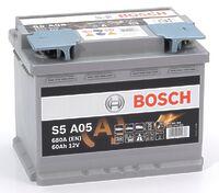 Bosch AGM 60Ah R+