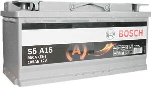 Bosch AGM 105Ah R+