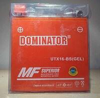 Dominator UTX16-BS 12V 16Ah L+