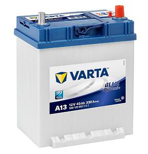 Varta Blue Dynamic 40Ah (A13) R+