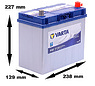 Varta Blue Dynamic 45Ah (B32) R+