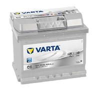 Varta Silver Dynamic 52Ah (C6) h=175mm R+