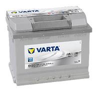 Varta Silver Dynamic 63Ah (D39) L+