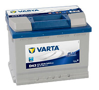 Varta Blue Dynamic 60Ah (D43) L+