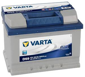Varta Blue Dynamic 60Ah (D59) h=175mm R+