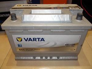 Varta Silver 77Ah R+