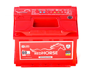 Westa Red Horse 60 L+