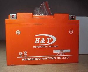 H&T YT9B-4 12V 9Ah L+