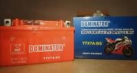 Dominator YTX7A-BS 12V 7Ah L+