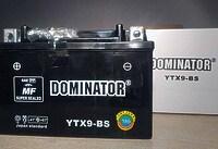 Dominator YTX9-BS 12V 9Ah L+