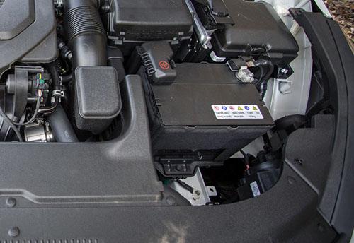 Аккумулятор на Hyundai Sonata