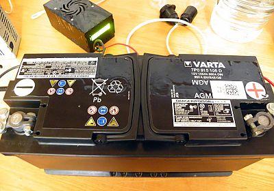 AGM аккумулятор: безопасная зарядка, правильная эксплуатация