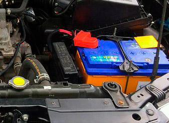 Аккумулятор 75 Ач на Nissan Almera Classic
