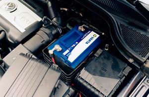 АКБ Varta 60 Ач на VW Passat CC TSi