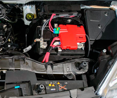 Renault Kangoo battery 60Ah