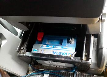 какой нужен аккумулятор на фольксваген транспортер т4