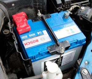 Аккумулятор Bosch Asia на Lancer