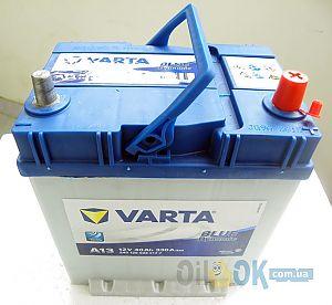 Дата выпуска автомобильного аккумулятора Варта, Берга